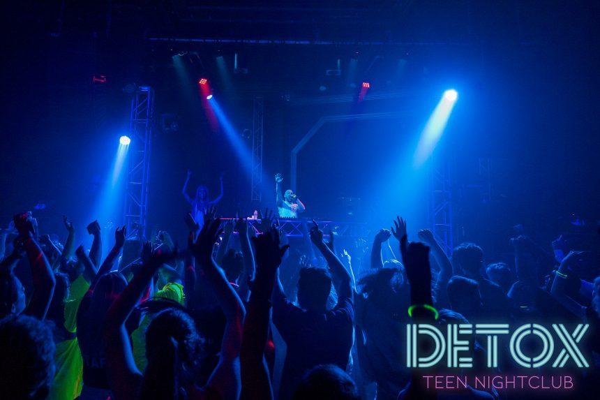 DETOX POP-UP NIGHTCLUB   MARCH 15TH 2019