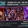 Detox Teen Nightclub | Open December 15th @ Bossanova Ballroom in Portland, OR
